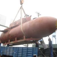 Video: Hạ thủy tàu ngầm tự chế Trường Sa