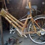 """Tin tức trong ngày - """"Cha đẻ"""" của xe đạp tre độc đáo ở Hội An"""