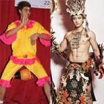 """Thời trang - Nam vương Toàn cầu: Một cuộc thi rất """"hẻo""""!"""