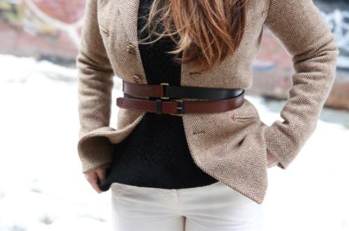 Biến tấu mới mẻ cho chiếc áo khoác blazer - 9