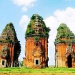Du lịch - Ghé thăm giọt tháp Chămpa Bình Định