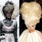 Làm đẹp - Fan sốc với tóc dị thường của Lady Gaga