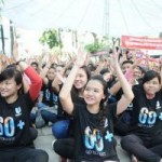 Giờ Trái đất 2014: Giới trẻ Việt  bắt nhịp  sống xanh