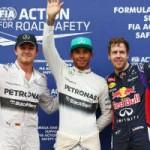 Thể thao - Phân hạng Malaysian GP: Pole thủy chiến lần 2 cho Hamilton