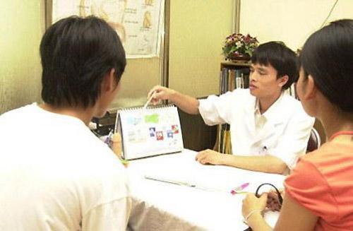 Nam giới cẩn trọng với tràn dịch màng tinh hoàn - 1