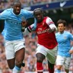 Bóng đá - Arsenal - Man City: Hừng hực khí thế