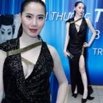"""Ca nhạc - MTV - Chung Thục Quyên diện váy """"hở hiểm"""""""