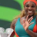 Thể thao - Serena phấn khích với kỷ lục 7 lần vô địch Miami