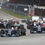 Thể thao - F1 – Malaysian GP: Sức mạnh khủng khiếp