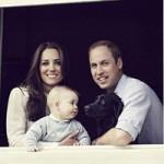 Tin tức trong ngày - Anh: Hoàng tử bé đáng yêu trong ảnh gia đình