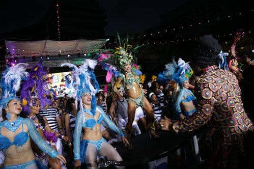 Video: Vũ hội samba lập kỷ lục thế giới - 3