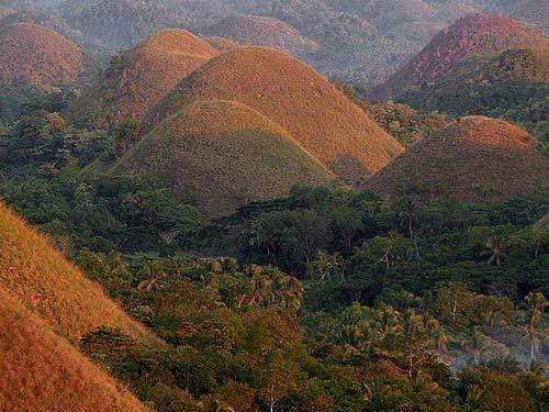 """Đẹp ngỡ ngàng ngọn đồi """"Sô-cô-la"""" ở Philippines - 10"""