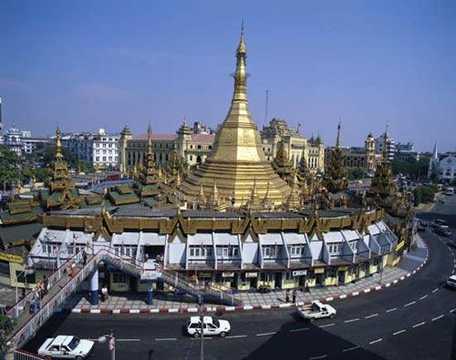 Khám phá cố đô xinh đẹp của Myanmar