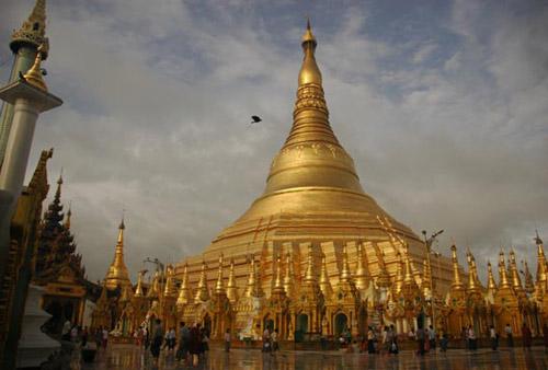 Yangon - cố đô xinh đẹp của Myanmar - 2