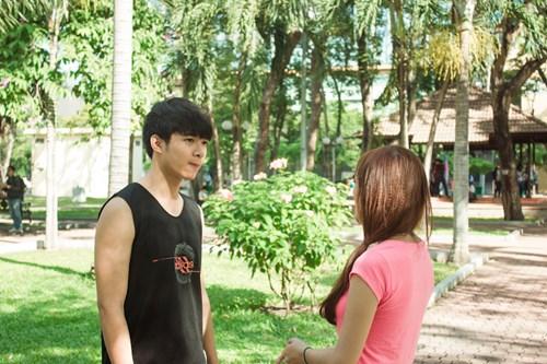 Trung Quân yêu thầm hot girl Kelly trong MV mới - 8