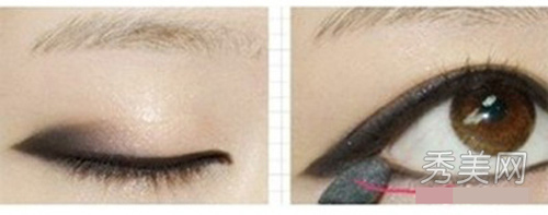 Đơn giản hóa cách trang điểm mắt mèo - 6