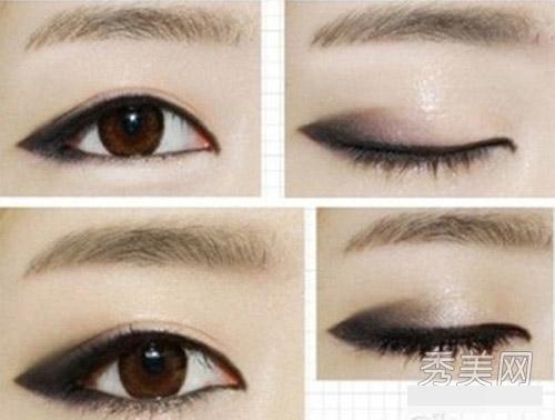 Đơn giản hóa cách trang điểm mắt mèo - 7