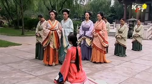 Video: Lâm Tâm Như hạ mình vì nghiệp lớn - 3