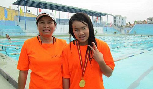 Viên ngọc thô của bơi lội Việt Nam - 1