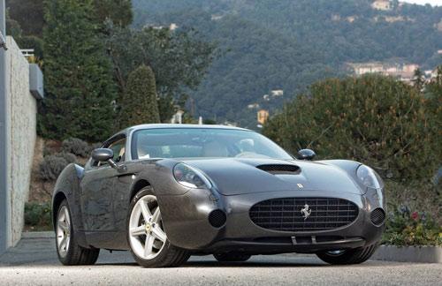 Cận cảnh siêu xe cực hiếm Ferrari 575 GTZ - 1