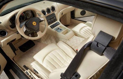 Cận cảnh siêu xe cực hiếm Ferrari 575 GTZ - 5