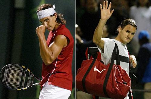 Federer sớm biết Nadal là kỳ phùng địch thủ - 1