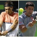 Thể thao - Nadal - Djokovic: Kết cục khó lường (CK Miami Masters)