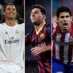 Bóng đá - CR7-M10-Costa: Đua Pichichi chinh phục Liga