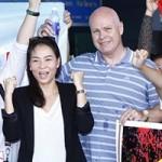 Ca nhạc - MTV - Thu Minh cùng chồng lên đường sang Nam Phi