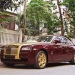 Ô tô - Xe máy - Bộ ba Rolls-Royce siêu sang mạ vàng ở Việt Nam