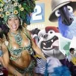 Phi thường - kỳ quặc - Video: Vũ hội samba lập kỷ lục thế giới