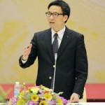 PTT Vũ Đức Đam: Cân nhắc rút đăng cai ASIAD