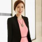 Thời trang - Mách nữ công sở mặc màu hồng thật đẹp