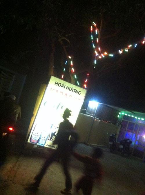 Bịt mặt xông vào quán karaoke bắn gục ông chủ - 2