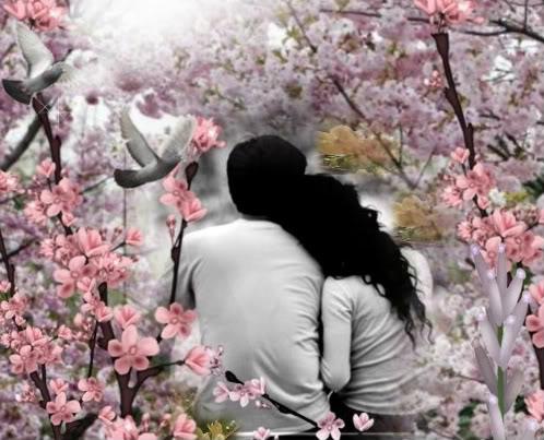 Thơ tình: Xuân về trao duyên
