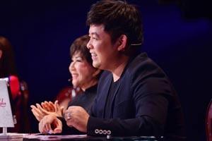Quang Lê lo lắng khi lần đầu chấm điểm cuộc thi hát