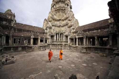 10 công trình nhân tạo cổ xưa vĩ đại nhất hành tinh - 6