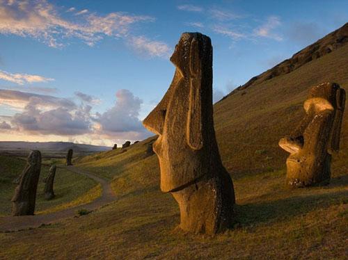 10 công trình nhân tạo cổ xưa vĩ đại nhất hành tinh - 9