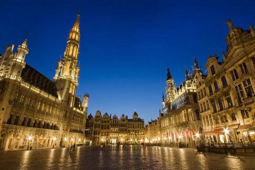 """Brussels - """"Kinh đô bảo tàng"""" quyến rũ giữa Tây Âu - 1"""