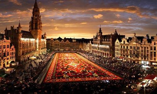 """Brussels - """"Kinh đô bảo tàng"""" quyến rũ giữa Tây Âu - 2"""