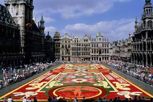 """Brussels - """"Kinh đô bảo tàng"""" quyến rũ giữa Tây Âu - 5"""