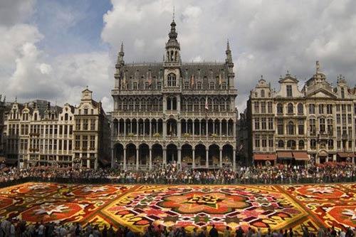 """Brussels - """"Kinh đô bảo tàng"""" quyến rũ giữa Tây Âu - 4"""