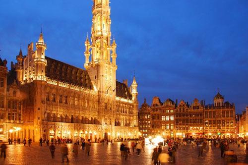 """Brussels - """"Kinh đô bảo tàng"""" quyến rũ giữa Tây Âu - 8"""