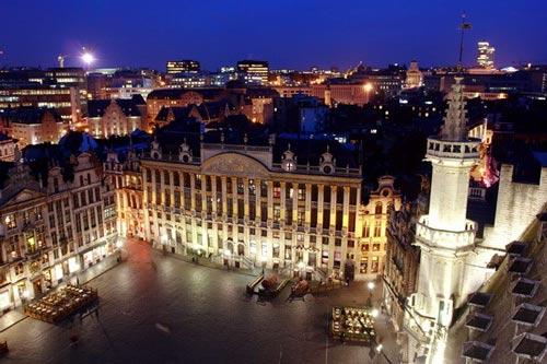 """Brussels - """"Kinh đô bảo tàng"""" quyến rũ giữa Tây Âu - 9"""