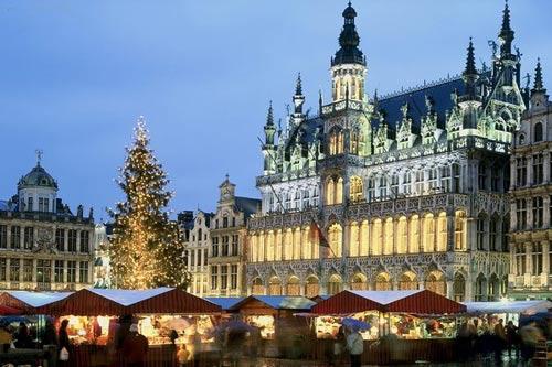 """Brussels - """"Kinh đô bảo tàng"""" quyến rũ giữa Tây Âu - 11"""