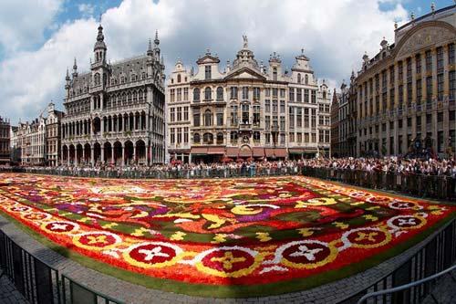 """Brussels - """"Kinh đô bảo tàng"""" quyến rũ giữa Tây Âu - 3"""