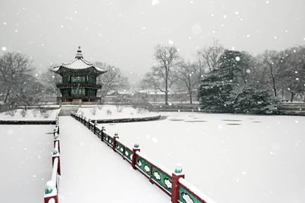 Mùa xuân trượt tuyết xứ Hàn - 2
