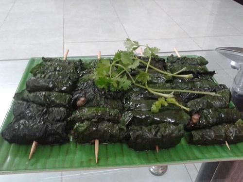 Bò nướng lá lốt: Bí kíp dụ trẻ ăn rau - 4