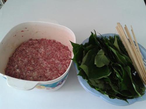 Bò nướng lá lốt: Bí kíp dụ trẻ ăn rau - 3