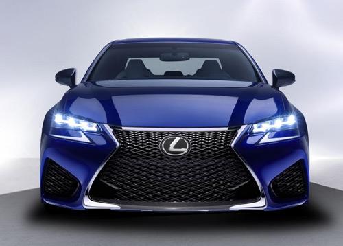 Lexus GS F 2016 lộ diện, công suất 467 mã lực - 2